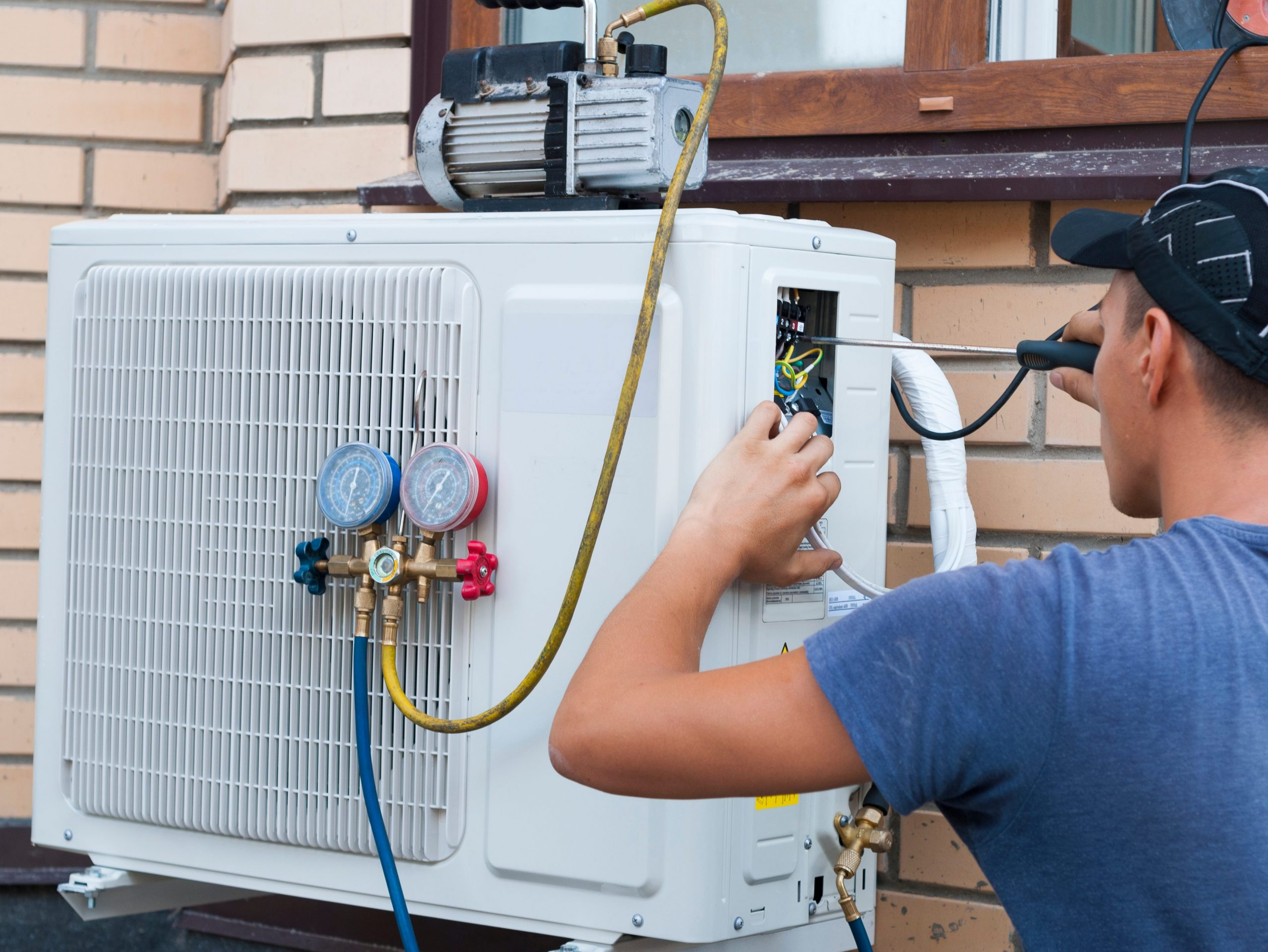 air conditioning maintenance and inspections
