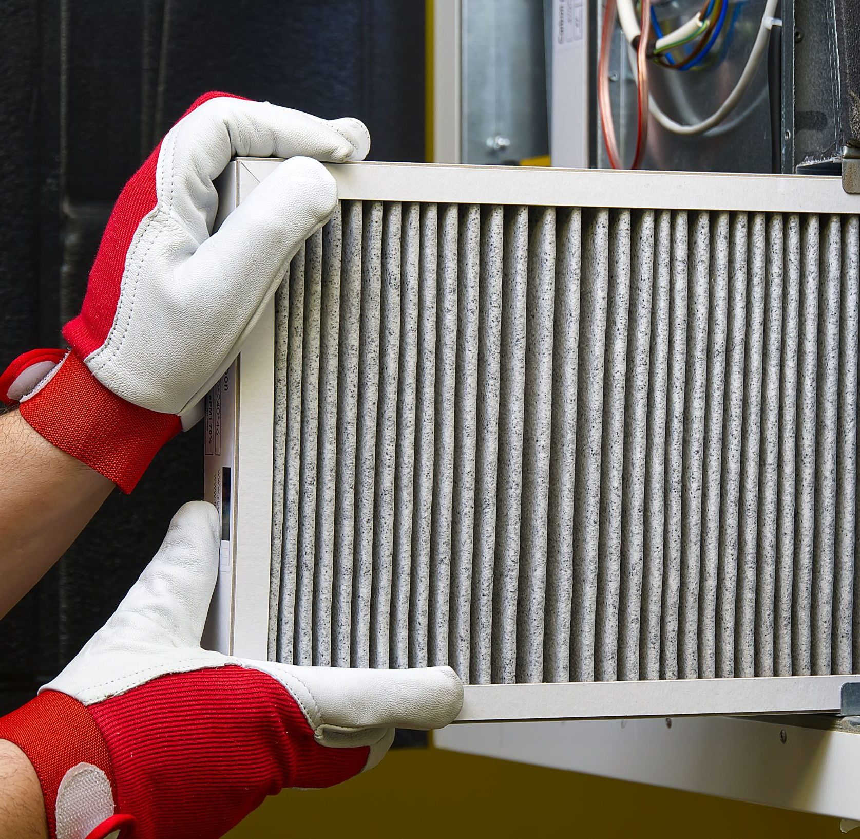 HVAC maintenance in fredericksburg